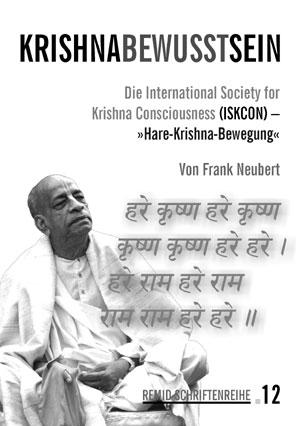 Buchcover: Krishnabewusstsein