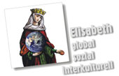 Logo: Elisabeth - global, sozial, interkulturell
