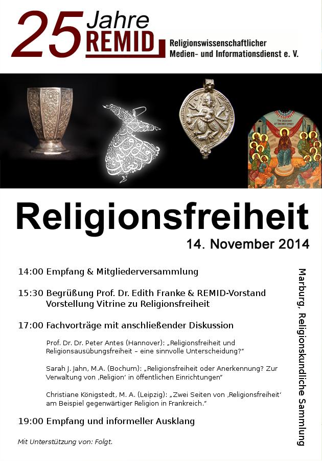 25JahreREMID_Religionsfreiheit